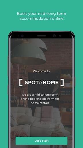 Spotahome: Apartments & rooms for rent 8.0.0 screenshots 1