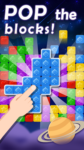 Pop Cubes  - Toy Match 3 & Blast androidhappy screenshots 1