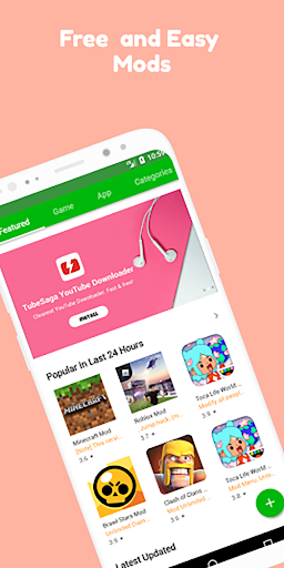 Download HappyMod - New Happy Apps HappyMod Guide mod apk