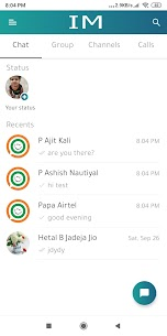 Indian Messenger Indian Chat For Pc | Download And Install  (Windows 7, 8, 10 And Mac) 1