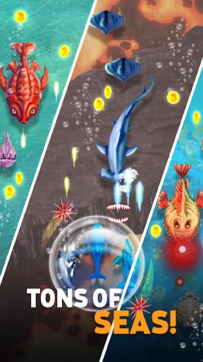 Sea Invaders Galaxy Shooter - Shoot 'em up!  screenshots 2