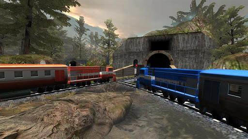 Train Racing Games 3D 2 Player 8.0 Screenshots 4