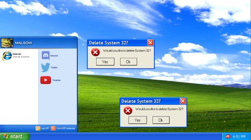 Win XP Simulator 22 screenshots 2