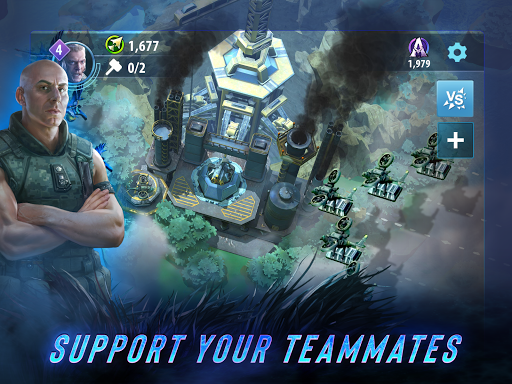 Avatar: Pandora Risingu2122- Build and Battle Strategy  Screenshots 13
