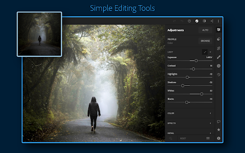 Adobe Lightroom – Photo Editor & Pro Camera MOD APK 6.2.1 (PREMIUM Unlocked) 9