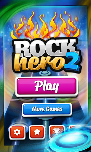 Rock Hero 2 apktram screenshots 2