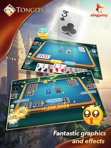 Tongits ZingPlay - Top 1 Free Card Game Online 3.4 screenshots 2