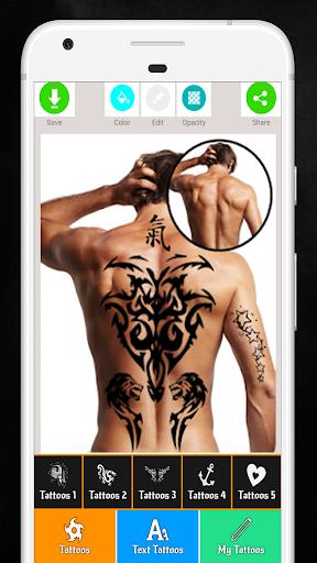Tattoo Maker - Love Tattoo Maker  Screenshots 3
