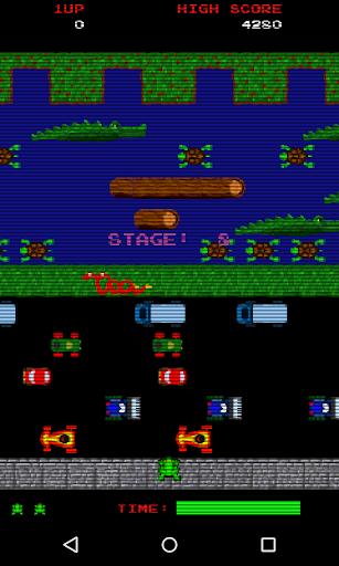 Retro Jumping Frog 1.47 screenshots 12