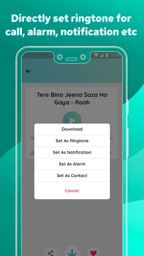 MobCup Ringtones & Wallpapers android2mod screenshots 5