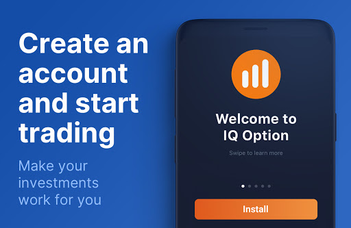 IQ Option u2013 Online Investing Platform apktram screenshots 5