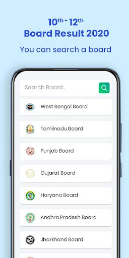 10th 12th board result,all board result 2020 screenshot 3