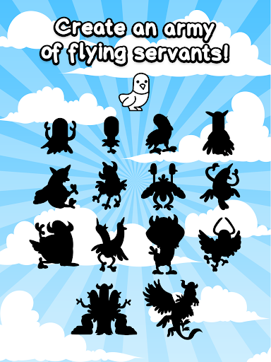 Pigeon Evolution - Merge & Create Mutant Birds  screenshots 12
