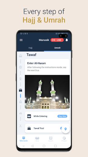 wesalam - hajj & umrah guide screenshot 1