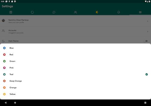 NoSeen for Facebook Messenger apkdebit screenshots 16
