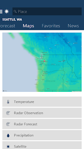 MSN Weather – Forecast & Maps 2