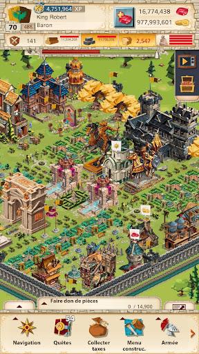 Empire: Four Kingdoms | Medieval Strategy MMO APK MOD – Monnaie Illimitées (Astuce) screenshots hack proof 1