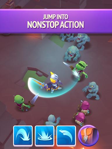 Nonstop Knight 2 - Action RPG 2.3.0 screenshots 10