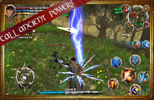 Kingdom Quest Crimson Warden 3D RPG screenshots 3