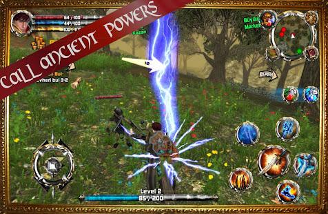 Kingdom Quest Crimson Warden 3D RPG 1.3 screenshots 3