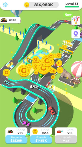Idle Racing Tycoon-Car Games 1.6.0 screenshots 10