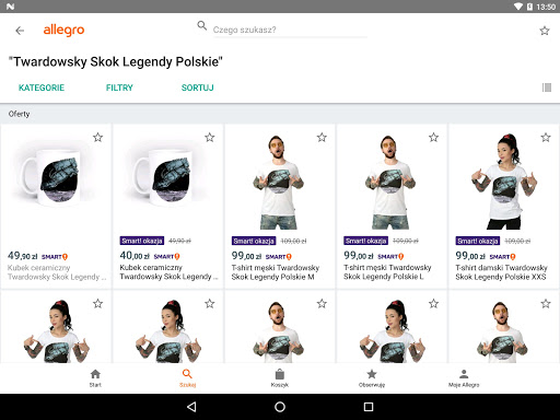 Allegro - convenient and secure online shopping 6.58.1 Screenshots 9
