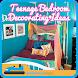 ティーンエイジャーのベッドルームのアイデア - Androidアプリ