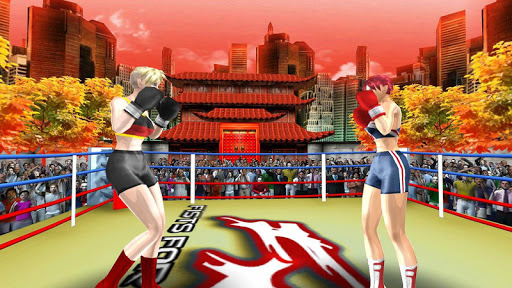 Woman Fists For Fighting WFx3 screenshots 3