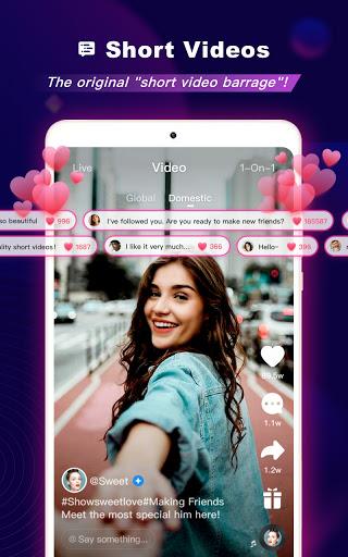 FaceCast:Make New Friends, Chat & Meet, Livestream android2mod screenshots 22