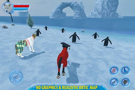 Arctic Wolf Sim 3D  screenshots 5