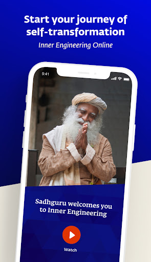 Sadhguru - Yoga, Meditation & Spirituality apktram screenshots 6