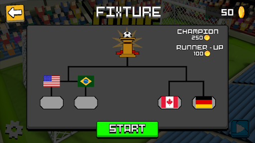 Cubic Soccer 3D screenshots 11
