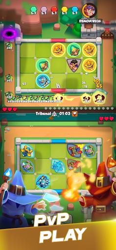 Rush Royale - Tower Defense game TD  screenshots 1