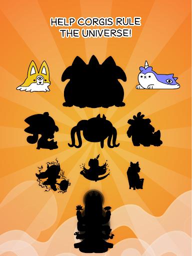 Corgi Evolution - Merge and Create Royal Dogs  screenshots 8