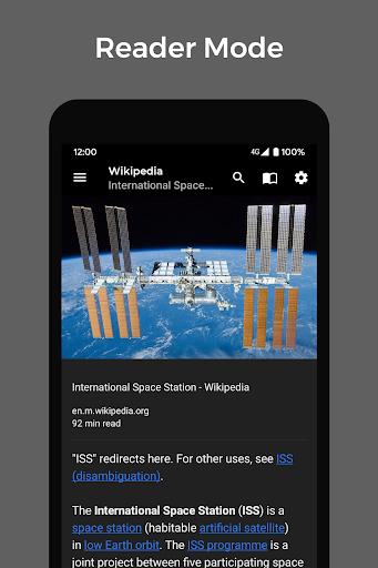 Hermit u2022 Lite Apps Browser 16.5.1 Screenshots 3