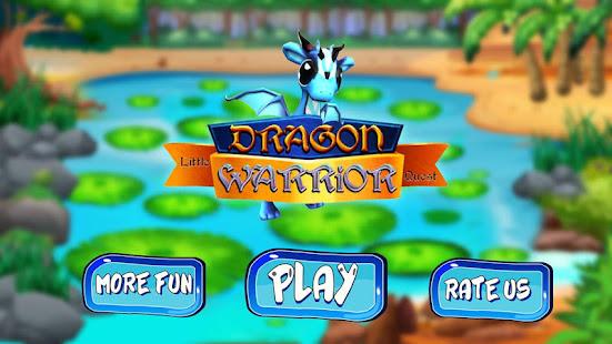 Little Dragon Warrior Quest 1.8 screenshots 1