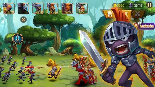 Stickman War 2:Odyssey 24.0.0 screenshots 1