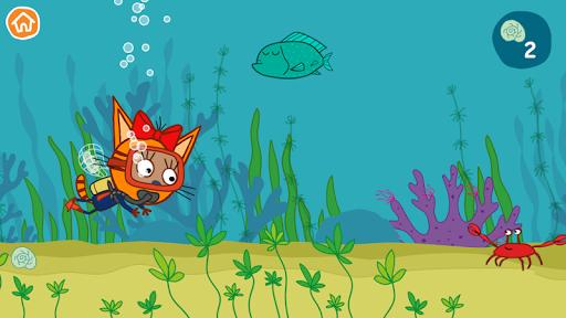 Kid-E-Cats. Educational Games  screenshots 7