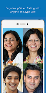 Skype Lite – Free Video Call & Chat Mod 1.88.76.1 Apk (Unlocked) 3