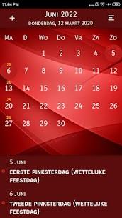 Nederland Kalender 2020 1.8 Latest MOD Updated 2