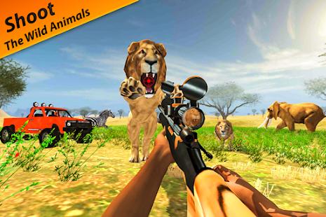 wild animals hunter: sniper shooter 2020 hack