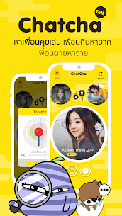 ChatCha Talk – Chat & Find Friend 1