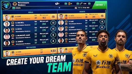 Soccer Manager 2022 Apk İndir 3