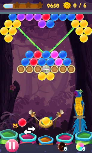 Parrot Bubble 1.1.2 screenshots 7