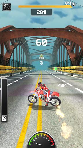 Bike Race: Motorcycle Game  APK MOD (Astuce) screenshots 3