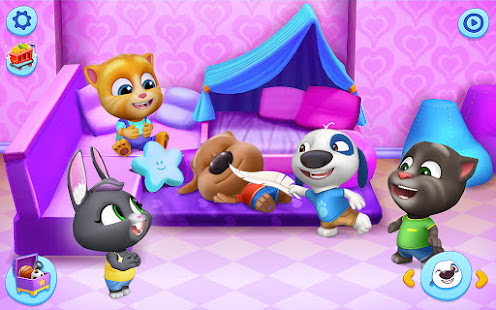 Image For My Talking Tom Friends Versi 1.7.4.5 9