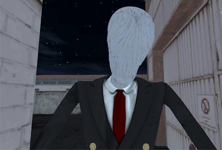Slender Insane Mod Apk (Dumb Enemy/God Mode) 2