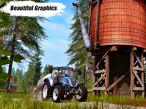 Heavy Duty Tractor Farming Driving Simulator 2020 1.0 Screenshots 6