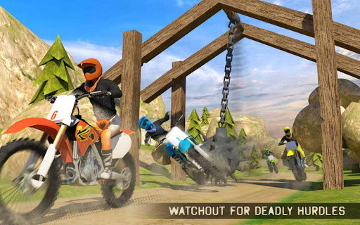 Motocross Race Dirt Bike Games screenshots 16