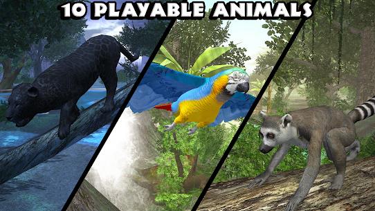 Ultimate Jungle Simulator  For Pc, Windows 7/8/10 And Mac – Free Download 2021 2